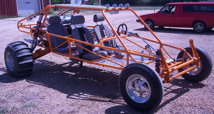 custom frame options chassis information