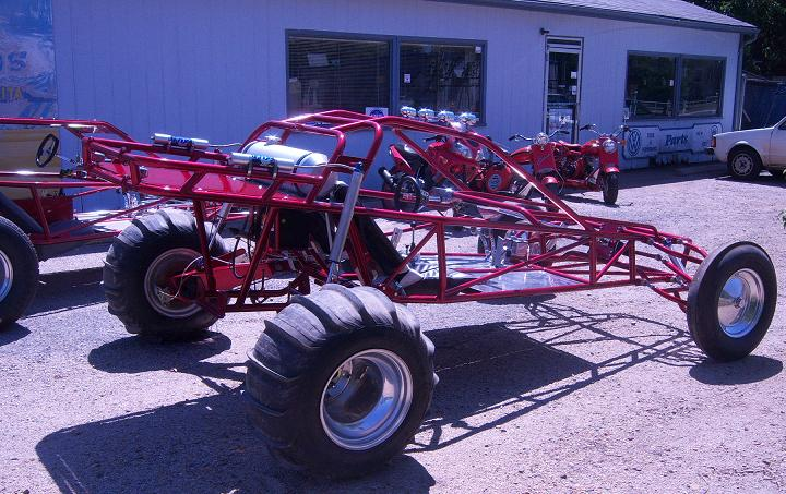 7500 - Dune Buggy Frames For Sale
