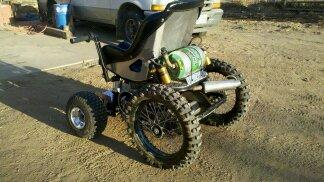 Off Road Wheelchair & The Buggy Shop